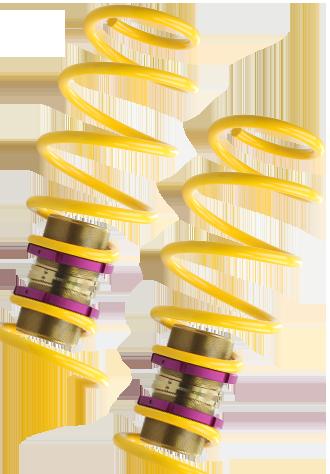 Molle Auto Su Misura.Kw Suspension Kw Kit Molle Regolabili In Altezza Kw Kit Molle